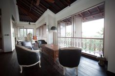 Dutch Villa in Bali with Oceanview | Interior Design Files
