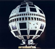 Telstar was the name of a pair of communications satellites NASA launched in the 1960s. The twin prototype satellites, Telstar 1and 2, were the first satellites able to send a television signal between North America and Europe.