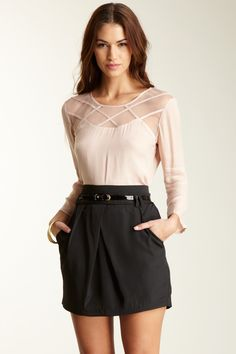 Jack Nadine Top  $18.00 on Hautelook