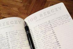 Warto w styczniu stworzyć listę 100 rzeczy do zrobienia w nadchodzącym roku. Poświęć temu zadaniu kilka chwil aby nadchodzący rok był na Twoich warunkach! Ja już swoją zrobiłam: http://ift.tt/2iZr4gB  #jesteminteraktywna #blog #blogger #artykul #nowywpis #blogowanie