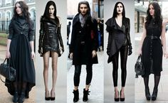 Learn how you can achieve the street goth fashion style in this article. You will know how to dress this awesome fashion style from head to toe.