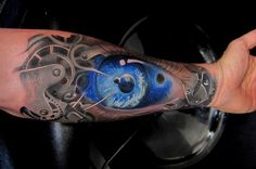 Insane mechanics tattoo Designs (29)