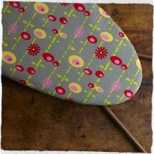 Pop Taupe Ironing Board Cover