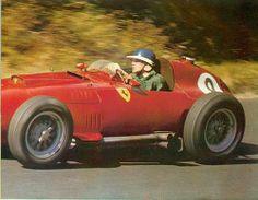 Deutsch GP. Mike Hawthorn.