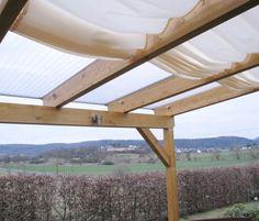 Glasdach-Sonnensegel 68x330 cm Uni weiß, Faltsonnensegel - Sonnensegel für Glasdächer und Beschattung der einzelnen Glasfelder