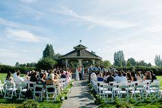 Last September, in a wonderful barn setting  Photography: BAKEPHOTOGRAPHY - www.bakephotography.com/  Read More: http://www.stylemepretty.com/canada-weddings/2014/05/27/vintage-meets-rustic-barn-wedding/