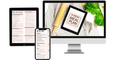 6 Week Meal Plan - Unexpectedly Domestic Cooking Tips, Cooking Recipes, Printable Shopping List, Super Easy Dinner, How To Double A Recipe, Budget Meals, Meals For The Week, Easy Dinner Recipes, Meal Planning