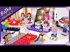 (1) Zamiana Livi - Od gwiazdy pop do sprzątaczki - Bajka po polsku z klockami Lego Friends odc.7 - YouTube