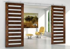 Great ideas: Do you use good quality to make a sliding door?