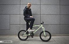 ELEKTROKATZE: bicycle design