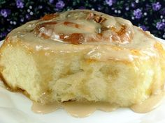 Cinnamon Rolls- I've made these before.  Yum!!!!