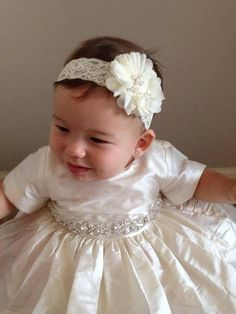 Exquisite Silk HEIRLOOM Christening Gown with Intricate Rhinestone Sash months, months , months, months, months by Caremour on Etsy Bb Reborn, Reborn Baby Boy Dolls, Baptism Outfit, Baptism Gown, Gowns For Girls, Girls Dresses, Flower Girl Dresses, Baby Blessing, Silk Gown