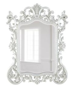 Neiman Marcus mirror....for my future white/white living room. =]