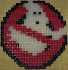 ghostbusters hama bead design