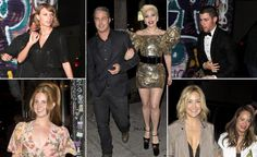 GOO-GOO FOR GAGA: Taylor Swift, Kate Hudson, Nick Jonas and Lana Del Rey celebrate Lady Gaga's 30th birthday