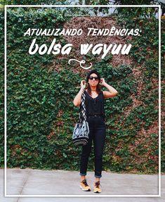 novas ideias pra usar bolsa estampada wayuu