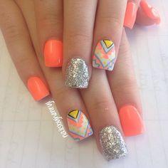 Instagram media by nailsbyhenryl #nail #nails #nailart☀️