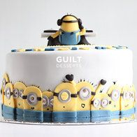 Minions Birthday Party!