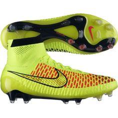 brand new 97eff 3a9d1 Brand New 2014 Nike Magista Obra Men s FG Soccer Cleats-Volt Metallic  Gold Black Hyper Punch