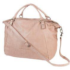 Rosa Handtasche 199,95€ ♥ Hier kaufen: http://www.stylefruits.de/handtasche-mit-schulterriemen-liebeskind/p5079651