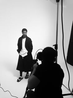 unconventional Spring/Summer 2015 Studio Shoot Backstage Studio Shoot, Spring Summer 2015, Backstage, Editorial, Blog, Image, Collection