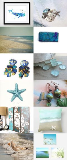 Take me to the Sea ~ SPSteam Adopt a Shop Treasury ~ MiaoMiaoDesign by Kathy Carroll on Etsy--Pinned with TreasuryPin.com Help me promote these awesome artists by  Clicking the link to give them views! Thanks!