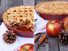 Cocina – Recetas y Consejos Cake Business, Christmas Desserts, Apple Pie, Quiche, Waffles, Cheesecake, Good Food, Dessert Recipes, Food And Drink