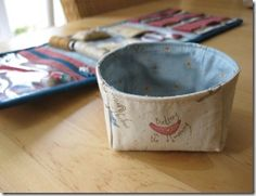 thread catcher (and sewing kit) by liz-moments