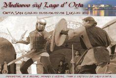 Medioevo sul Lago d'Orta – Luglio 2012