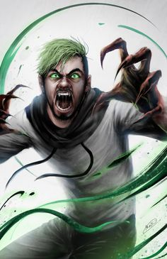 The Host by maskman626 | Antisepticeye