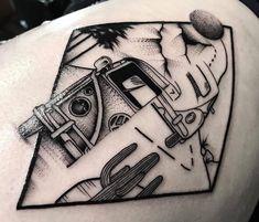 ☮✌🏻 👌🏻🕉 - Sister and Brother Vw Tattoo, Beetle Tattoo, Mark Tattoo, Tattoo Drawings, Couple Tattoos, Tattoos For Guys, Globe Tattoos, Tattoos Gallery, First Tattoo