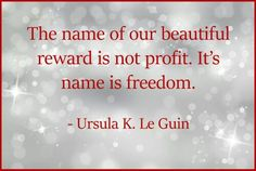 Name of our beautiful reward