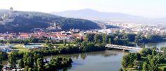 Trenčín - City on the River