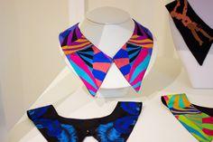 Cleo Ferin Mercury silk scarves | Flickr - Photo Sharing!