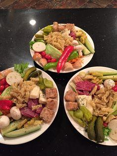 SUPER supper salads
