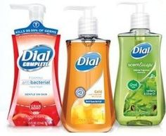 $3/6 Dial Coupon Means $.99 Foaming Hand Soap At Target!