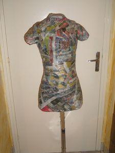 Comment faire son propre mannequin de couture