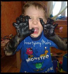 Zabawy sensoryczne i manualne