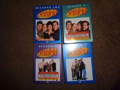 Seinfeld DVD Box Set Seasons 1 2 3 4 and 5 Most NIB Still Sealed