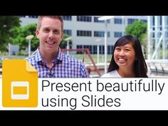 How to make beautiful presentations | Slides | The Apps Show - YouTube