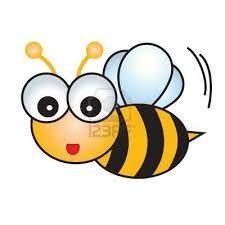 Resultado de imagen para abejas infantiles a color