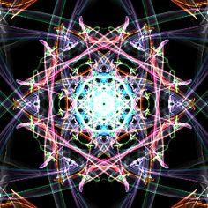 hexagonal silk!!!! so cool... Try it! Generative Art, Symbols, Silk, Cool Stuff, Silk Sarees, Glyphs, Icons
