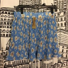 American Rag Floral Daisy Print Skirt - NWT Super cute NWT skirt from Macy's American Rag. American Rag Skirts