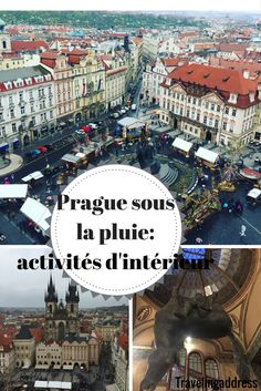 Prague in the rain: indoor activities to stay warm – Travelingaddress – Age Spots