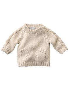 Mothercare Unisex Baby Io Nb Novelty Jumper Pullover
