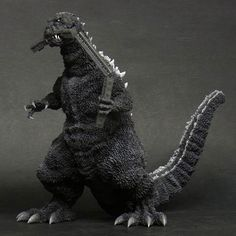 X-Plus 30cm Series Godzilla 1954 Train Biter Vinyl Figure | eBay