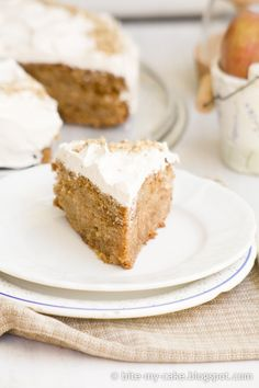 Delicious Apple cake! (Scroll down for the recipe in English)