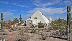 Own an Honest-to-Goodness Pyramid in the Arizona Desert