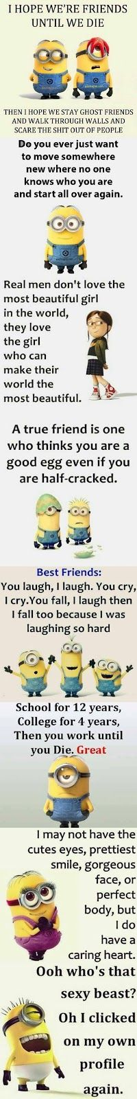 Top 8 Funny Memes By The #Minions