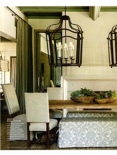 """McAlpine Tankersley Architecture Southern Living, March 2014: """"The New Look of Neutrals"""" - McAlpine Tankersley Architecture"""